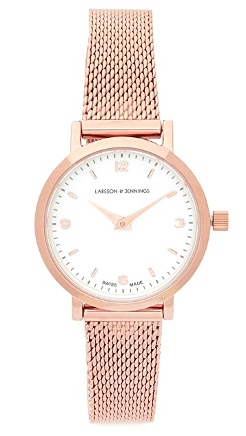 Larsson & Jennings Small Lugano Watch