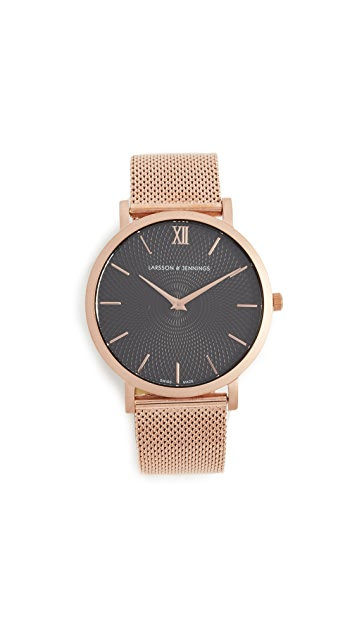 Larsson & Jennings Lugano Sloane Watch, 40mm
