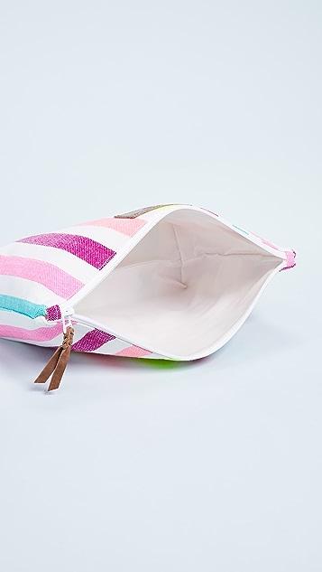 Las Bayadas El Eduardo Clutch Bag