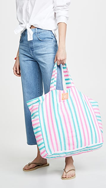 Las Bayadas Объемная сумка с короткими ручками El Alejandro