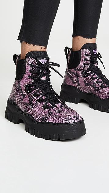 LAST Stomp 靴子