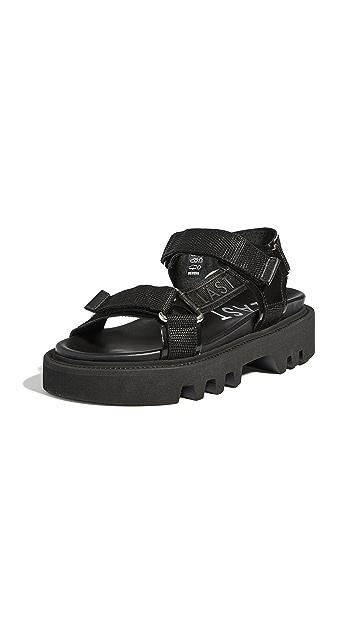 LAST Candy 凉鞋
