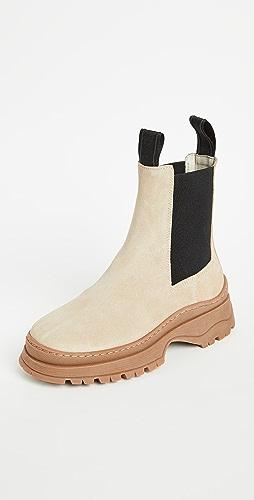 LAST - Powder Chelsea Boots