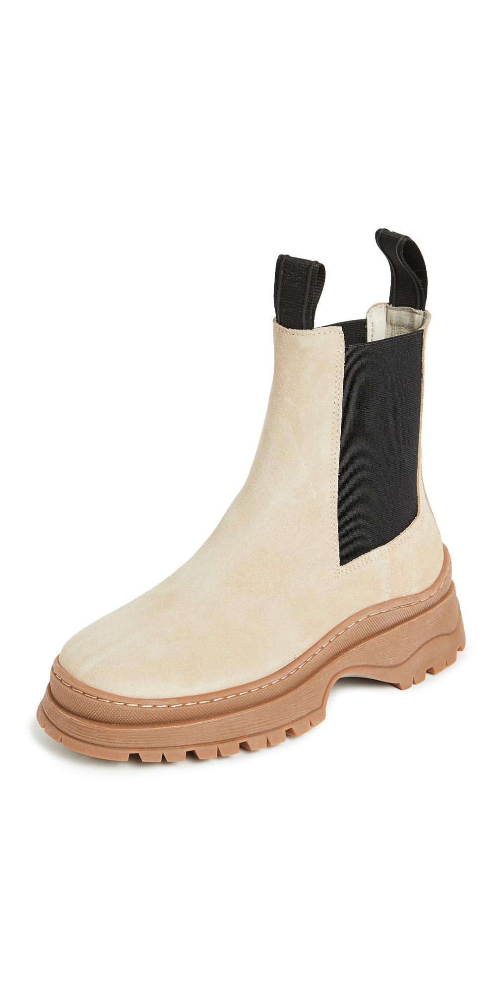 Powder Chelsea Boots