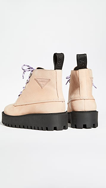 鞋楦 Rocky 靴子