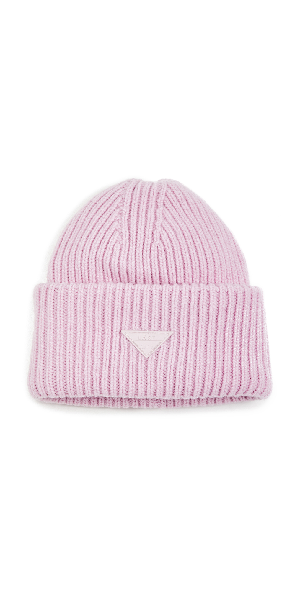 Oversize Baby Pink Hat