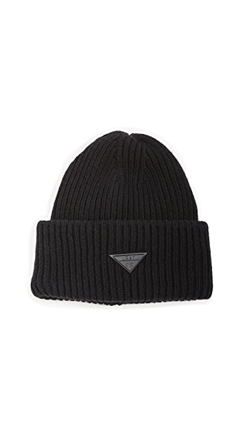 LAST 宽大黑色帽子