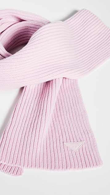 LAST Baby Pink Scarf