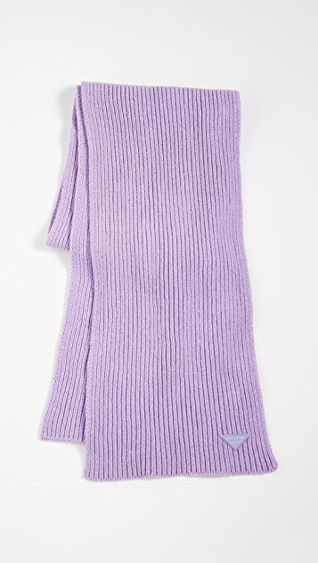 鞋楦 Lavender 围巾