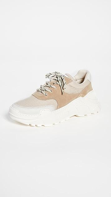 LAST Sprint Mesh Sneakers