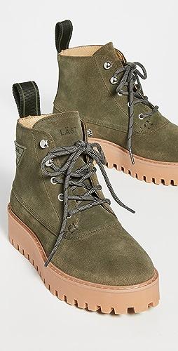 LAST - Rocky 靴子