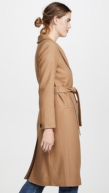 LAVEER Пальто с запахом