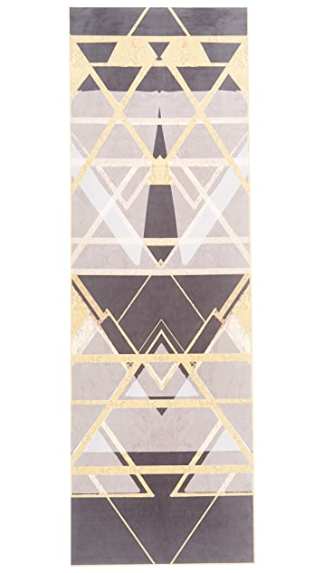 La Vie Boheme Yoga Deco Hot Towel Mat