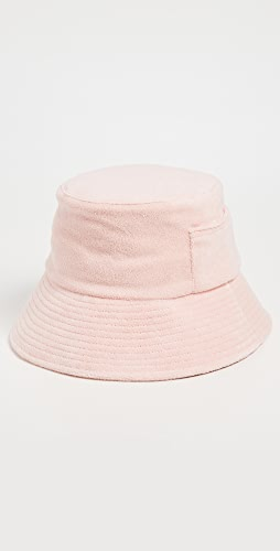 Lack Of Color - Terry Cloth Wave Bucket Hat