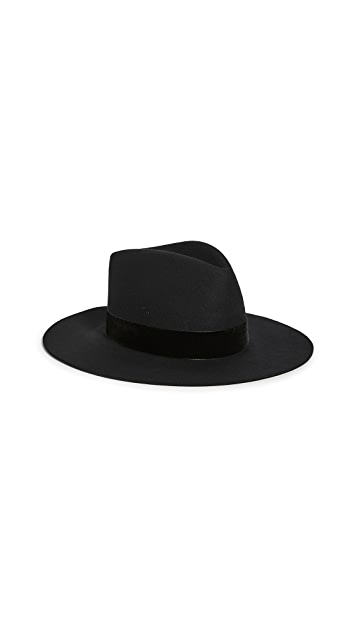 Lack Of Color Benson Tri - Black Hat