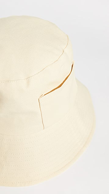 Lack Of Color 波纹形渔夫帽