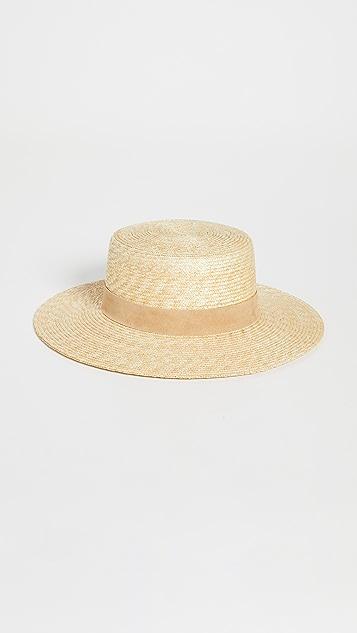Lack Of Color The Spencer Boater Hat