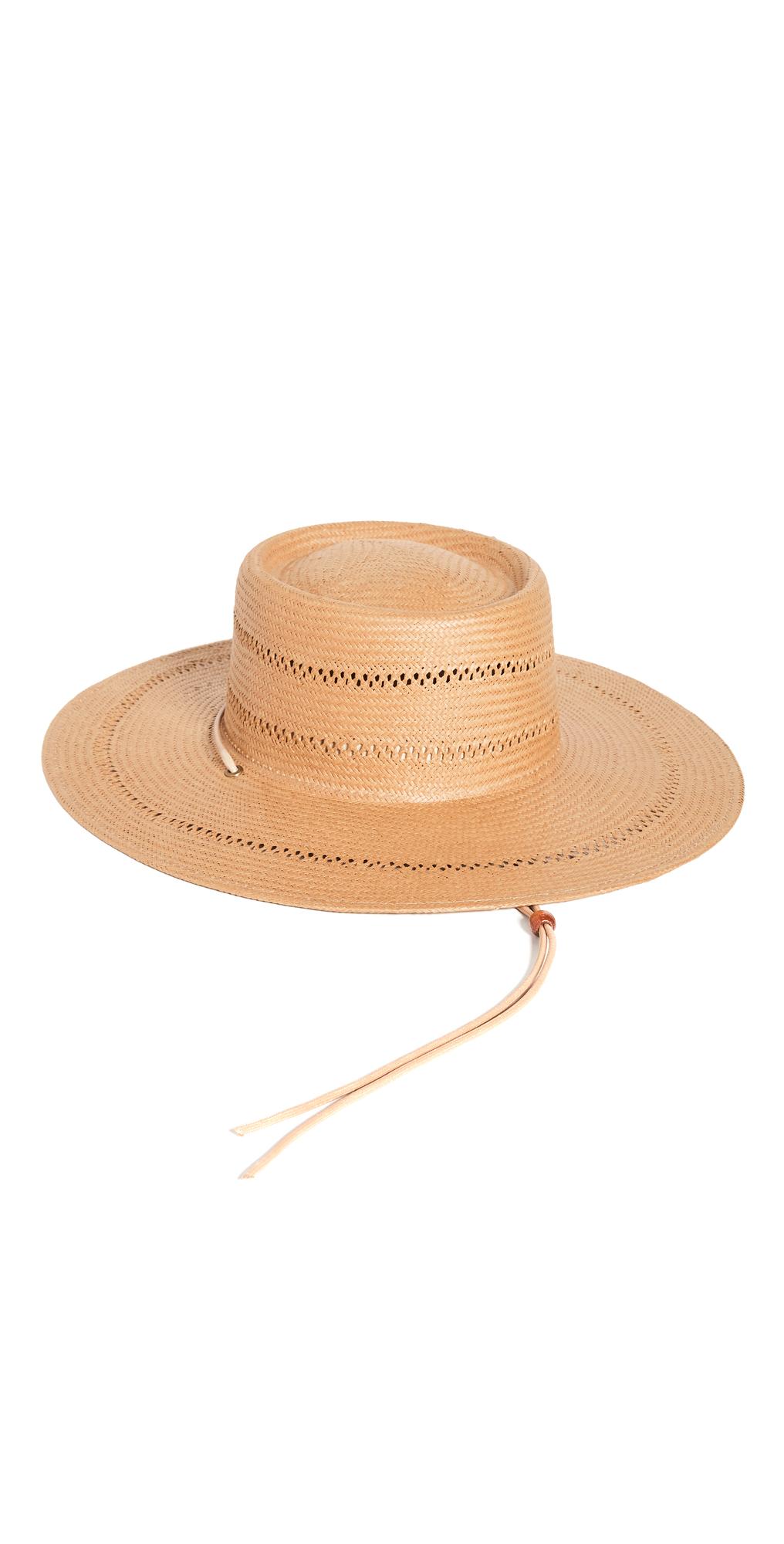 The Jacinto Straw Hat