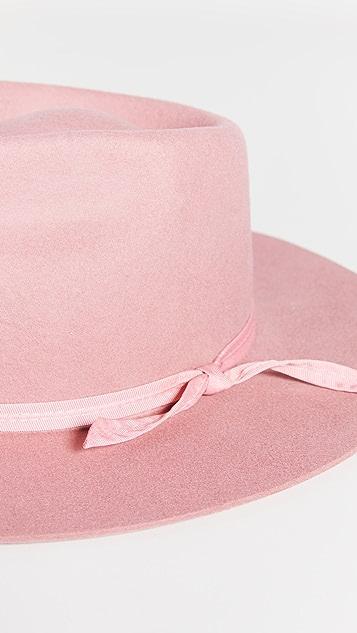 Lack Of Color Rose Hat