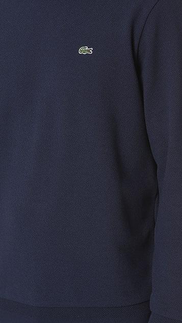 Lacoste Pique Pullover