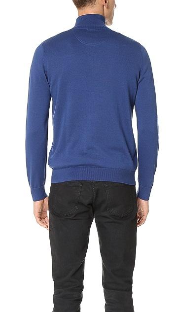 Lacoste 1/4 Zip Sweater