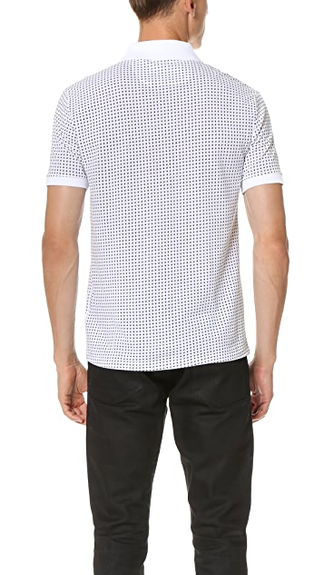 Lacoste Kinetic Pique Polo