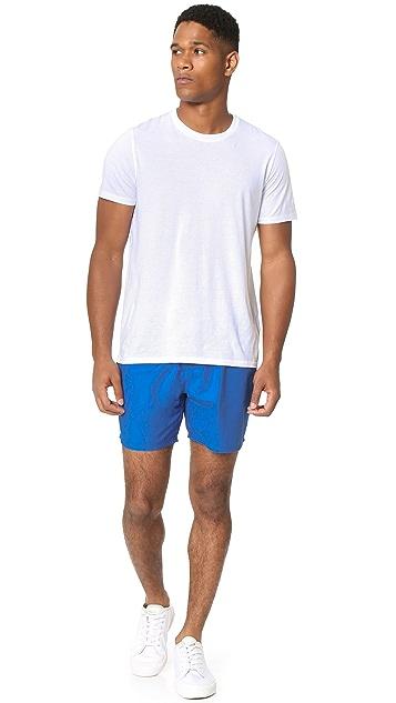 Lacoste Basic Swim Trunks