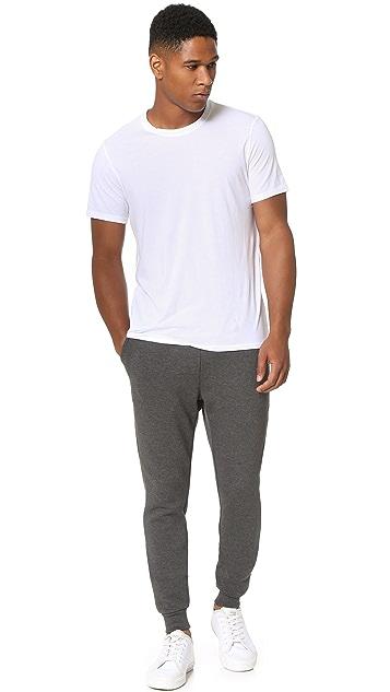 Lacoste Lifestyle Fleece Pants