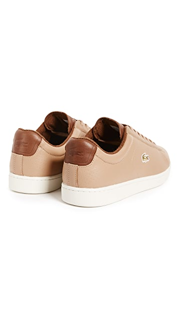 Lacoste Carnaby EVO Leather Sneakers