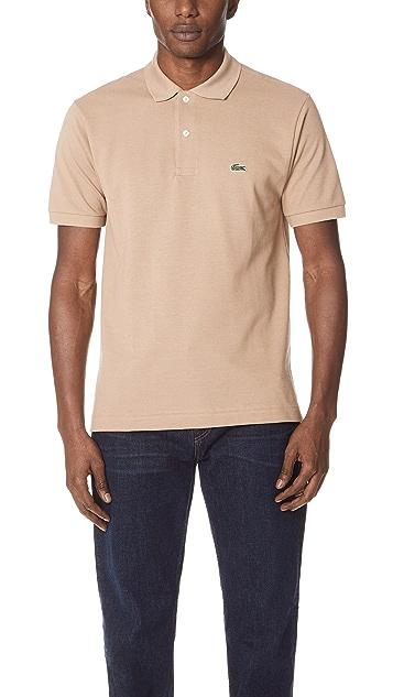 Lacoste Short Sleeve Classic Polo Shirt