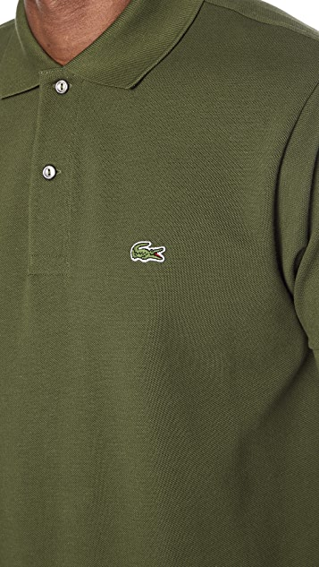 Lacoste Short Sleeve Classic Polo
