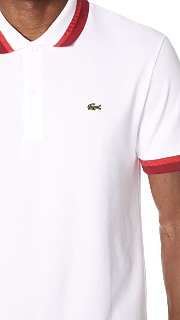 Lacoste Semi Fancy Polo Shirt