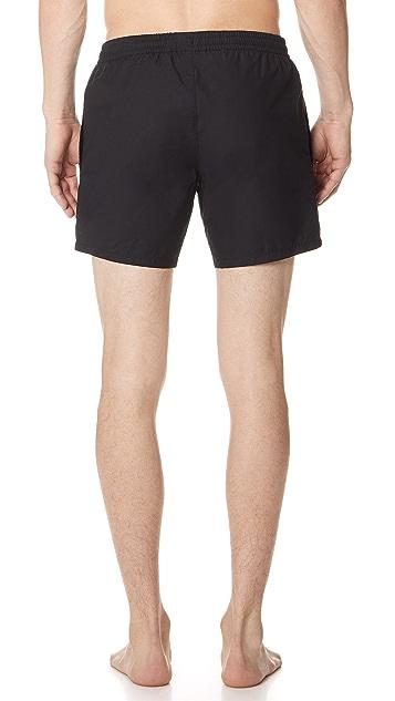 Lacoste Solid Swim Shorts