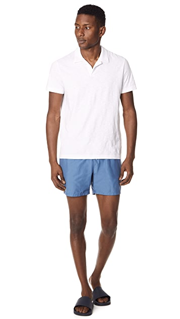 Lacoste Solid Swim Shorts