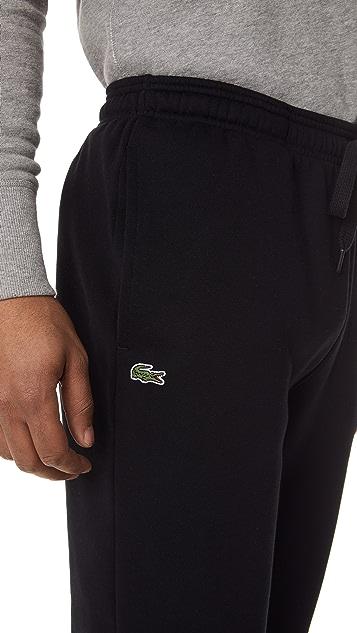 Lacoste Fleece Sweatpants