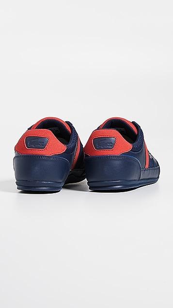 9ed6b9a14b52 ... Lacoste Chaymon 318 1 Sneakers ...