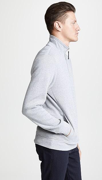 Lacoste Semi Fancy Front Zip Sweater