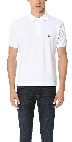 Lacoste - Short Sleeve Classic Pique Polo