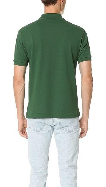 Lacoste Short Sleeve Classic Pique Polo
