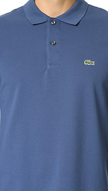 Lacoste Long Sleeve Classic Pique Polo
