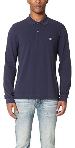 Lacoste - Long Sleeve Classic Pique Polo Shirt