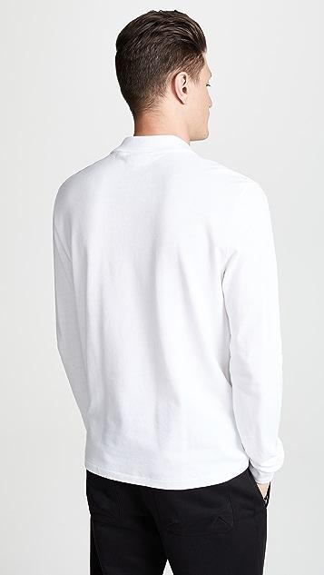 Lacoste Long Sleeve Classic Pique Polo