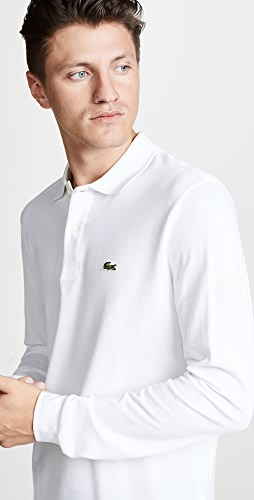 Lacoste - Long Sleeve Classic Pique Polo