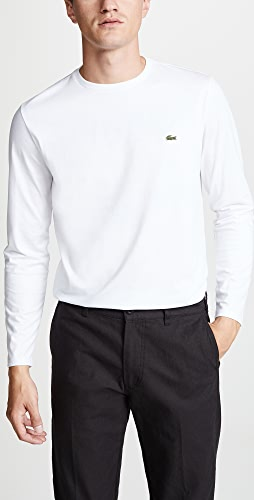 Lacoste - Long Sleeve Crew Tee