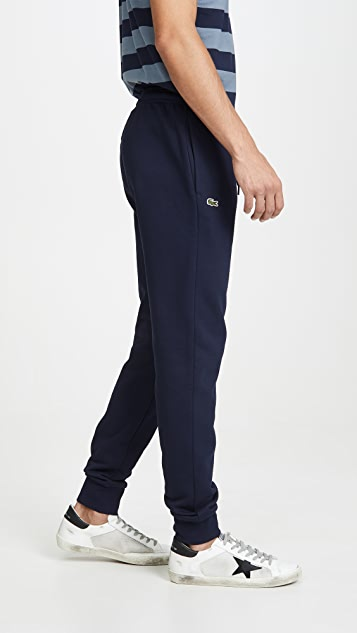 Lacoste Sport Fleece Track Pants