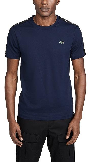 Lacoste Short Sleeve Lacoste Sport T-Shirt