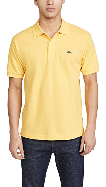 Lacoste Short Sleeve Polo