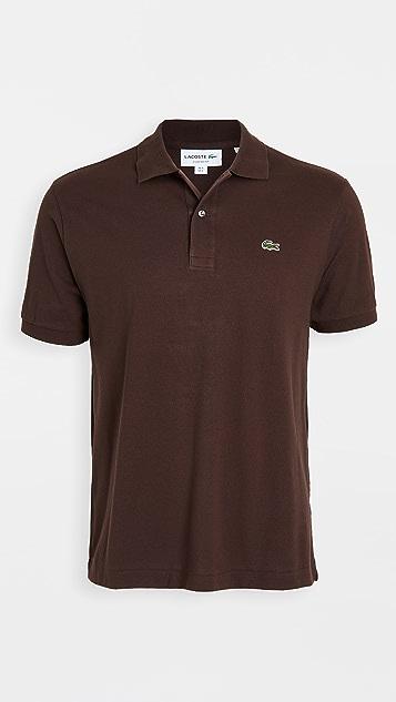 Lacoste Short Sleeve Polo