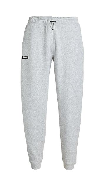 Lacoste Motion Fleece Pants