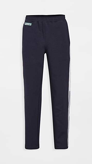 Lacoste Striped Tipping Pants